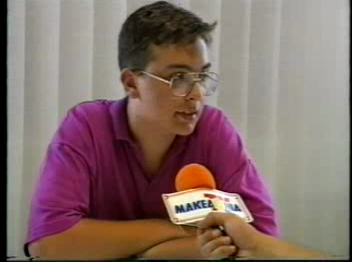 [Highest IQ]: Evangelos Katsioulis on Makedonia TV (1993) – Version I
