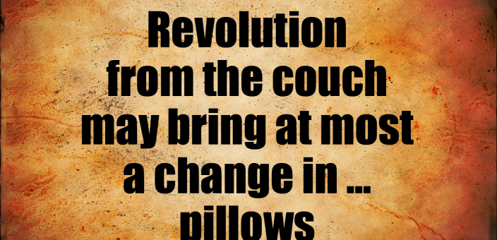 Couch Revolution