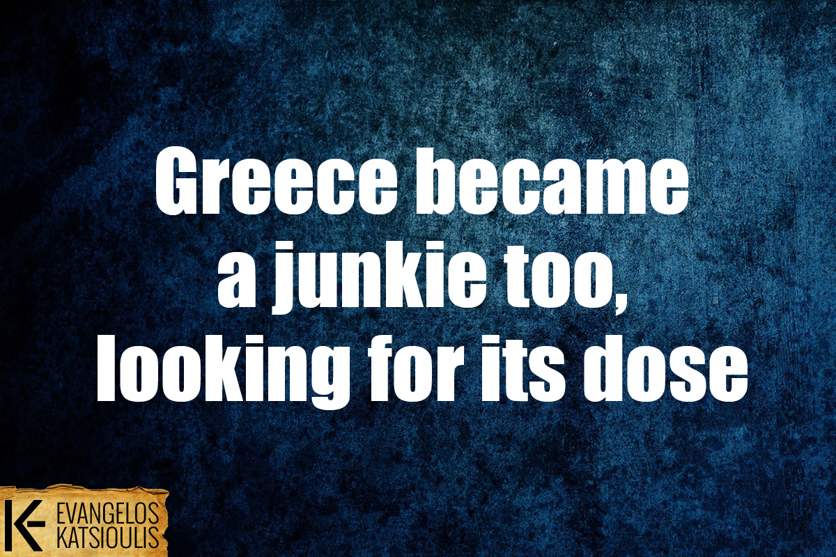 greece junkie