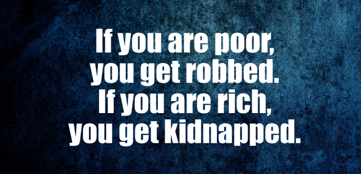 Poor or Rich?
