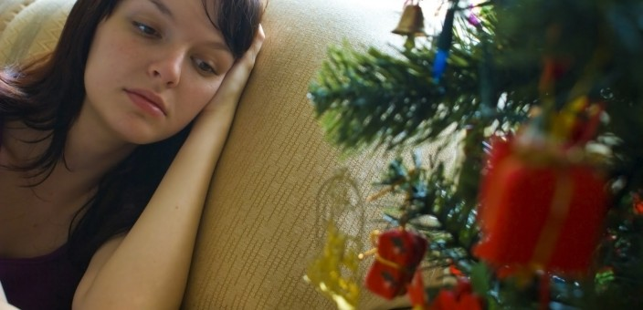 Το καταθλιπτικό φάντασμα των εορτών