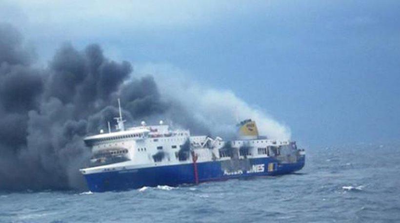 norman-atlantic-fire