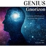 Dr Katsioulis' interview on Gnorizon journal (Genius Society)